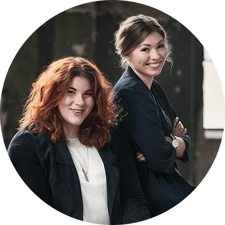 Karin Denfors & Johanna Nordung Omnell