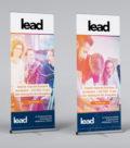 Roll-ups till LEAD – Edit&björnen reklambyrå