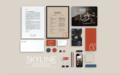 Grafisk profil till Skyline – Edit&björnen reklambyrå